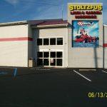 Stoltzfus Lawn & Garden Hardware Commercial Parking Lot Seal Coat