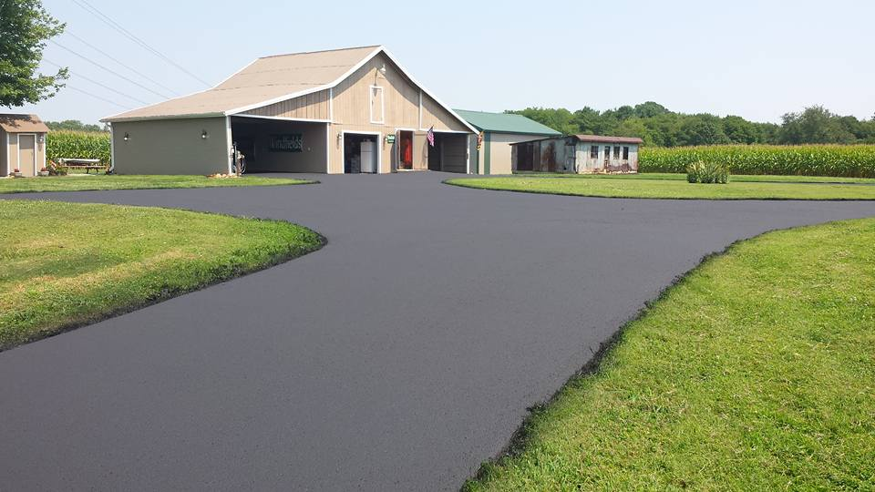 Image result for driveway seal coating