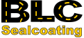 BLC Seal Coating Sticky Logo